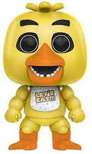 FIVE NIGHTS AT FREDDY'S CHICA FUNKO POP! VINYL FIGURE #108