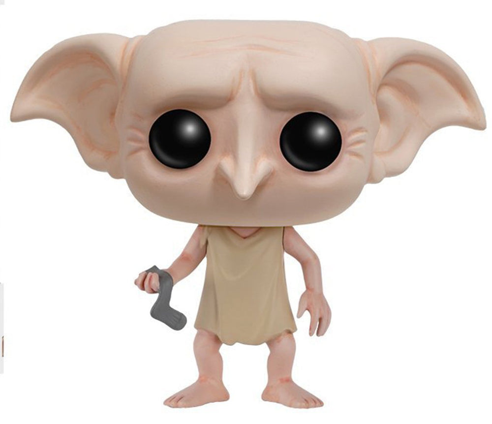 HARRY POTTER DOBBY FUNKO POP! VINYL FIGURE #17