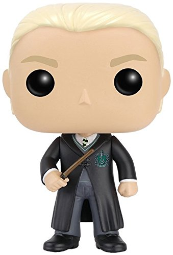 HARRY POTTER DRACO MALFOY FUNKO POP! VINYL FIGURE #13