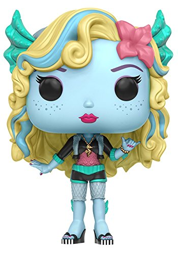 MONSTER HIGH LAGOONA BLUE FUNKO POP! VINYL FIGURE #373