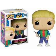 SAVED BY THE BELL ZACK MORRIS FUNKO POP! VINYL FIGURE #313