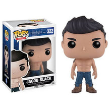 TWILIGHT JACOB BLACK SHIRTLESS FUNKO POP! VINYL FIGURE #322