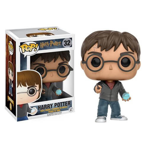 HARRY POTTER WITH PROPHECY FUNKO POP! VINYL FIGURE #32