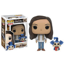 LABRYINTH SARAH WITH WORM FUNKO POP! VINYL FIGURE #363