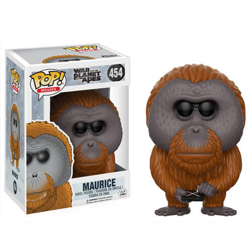 WAR FOR THE PLANET OF THE APES MAURICE FUNKO POP! VINYL FIGURE #454