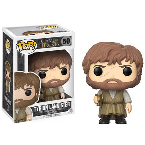 GAME OF THRONES TYRION FUNKO POP! VINYL FIGURE #50
