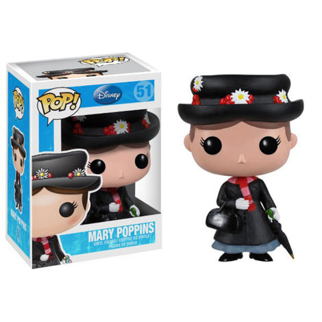 DISNEY MARY POPPINS FUNKO POP! VINYL FIGURE #51