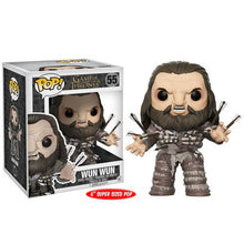GAME OF THRONES WUN WUN SUPER SIZED 6-INCH FUNKO POP! VINYL FIGURE #55