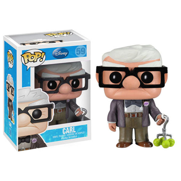 DISNEY CARL (FROM UP) FUNKO POP! VINYL FIGURE #59