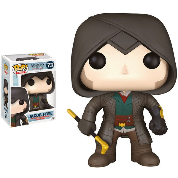 ASSASSIN'S CREED SYNDICATE JACOB FRYE FUNKO POP! VINYL FIGURE #73