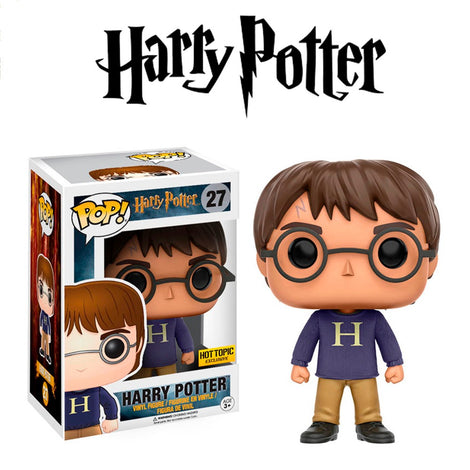 Harry Potter (Sweater) US Exclusive Pop! Vinyl #27