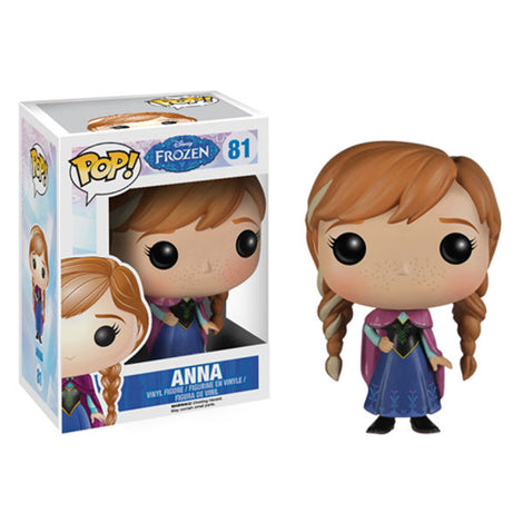 DISNEY FROZEN ANNA FUNKO POP! VINYL FIGURE #81