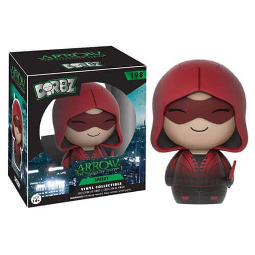 ARROW SPEEDY FUNKO DORBZ VINYL FIGURE