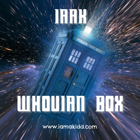 "IAAK ""WHOVIAN"" SUBSCRIPTION BOX"