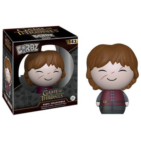 GAME OF THRONES TYRION LANNISTER FUNKO DORBZ VINYL FIGURE #143