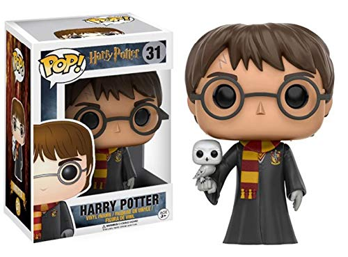 Harry Potter with Hedwig Funko Pop #31