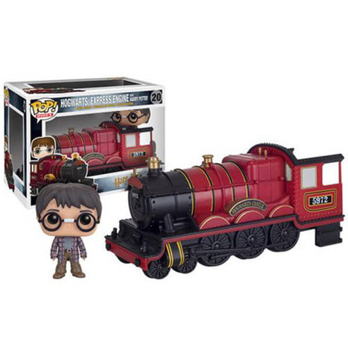 FUNKO POP! HARRY POTTER HOGWARTS EXPRESS X-LARGE POP #20