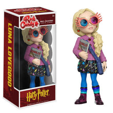 HARRY POTTER LUNA LOVEGOOD FUNKO ROCK CANDY VINYL FIGURE