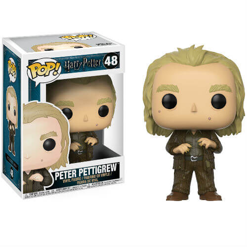 HARRY POTTER PETER PETTIGREW FUNKO POP! VINYL FIGURE #48