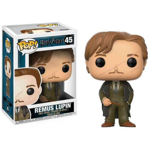 HARRY POTTER REMUS LUPIN FUNKO POP! VINYL FIGURE #45