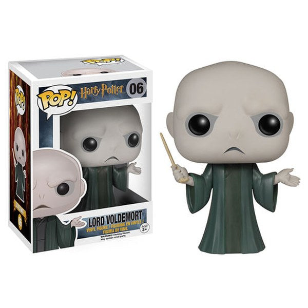 HARRY POTTER VOLDEMORT FUNKO POP! VINYL FIGURE #6