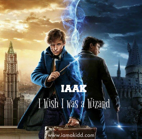 "IAAK ""I Wish I Was A Wizard"" Subscription Box"