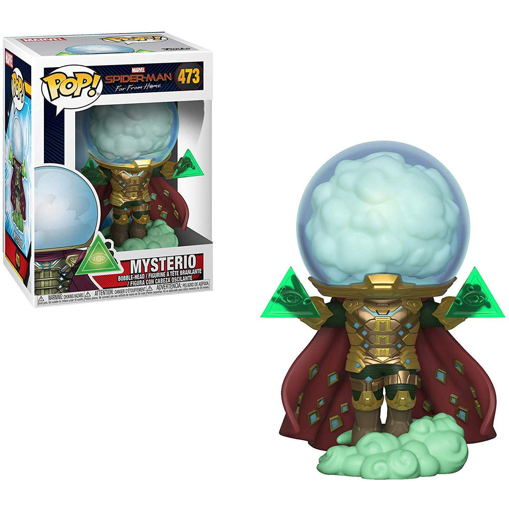 Mysterio - Spider-Man: Far From Home Funko Pop! Vinyl #473 [PRE ORDER]