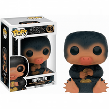 FANTASTIC BEASTS AND WHERE TO FIND THEM NIFFLER FUNKO POP! VINYL FIGURE #08