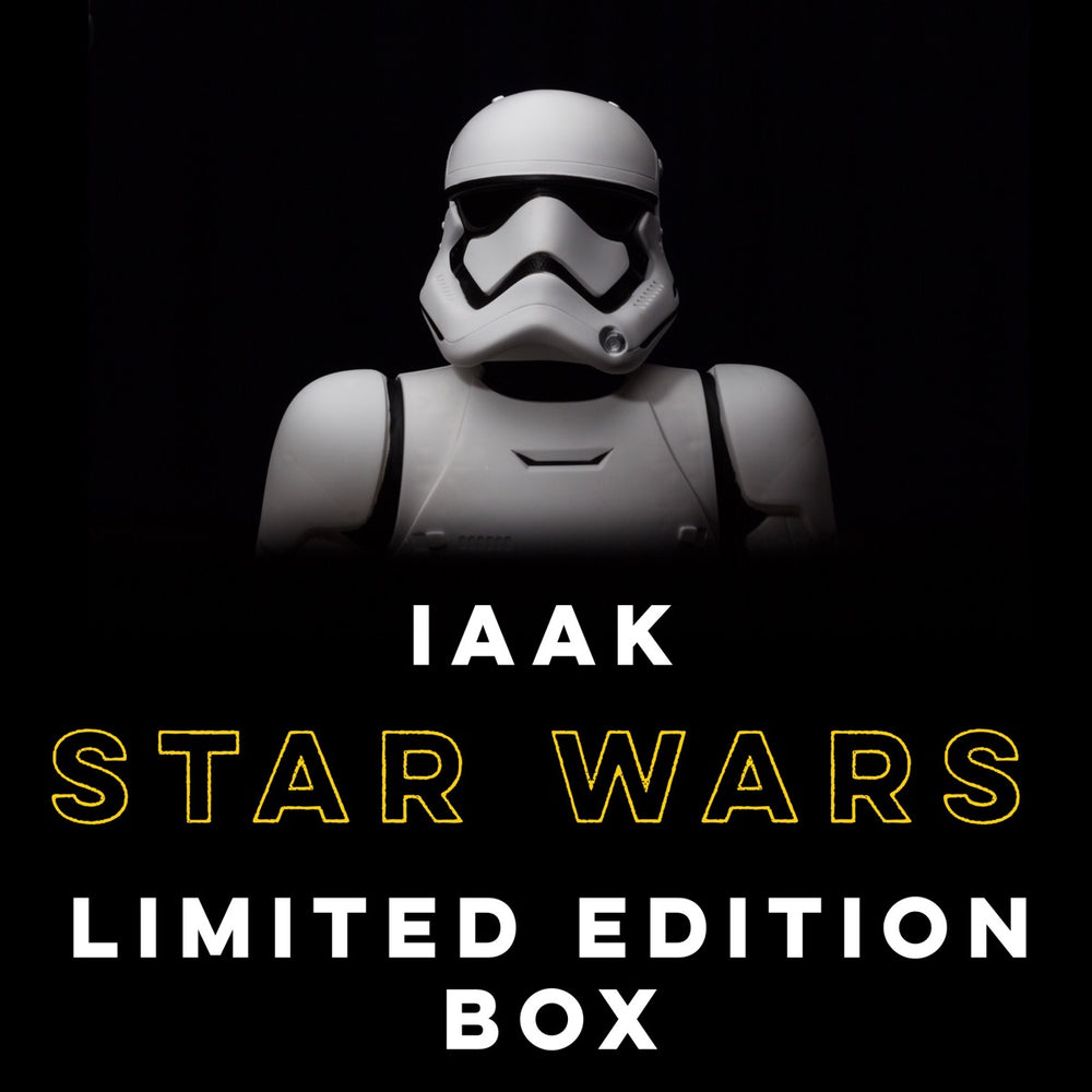IAAK Star Wars Limited Edition Premium Box (All Officially Licensed Merchandise)