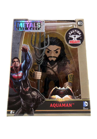 "BATMAN V SUPERMAN 4"" AQUAMAN FIGURE"
