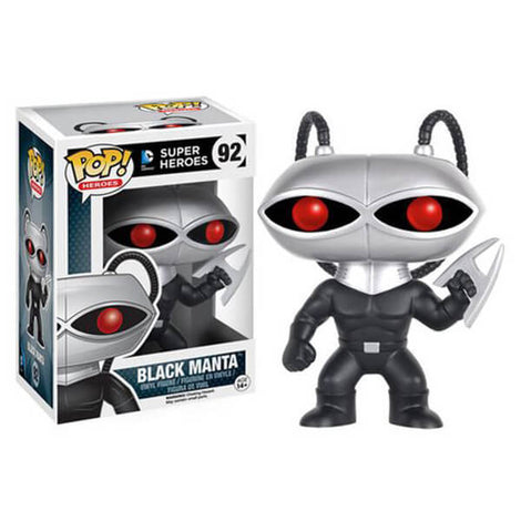 FUNKO POP! BLACK MANTA #92