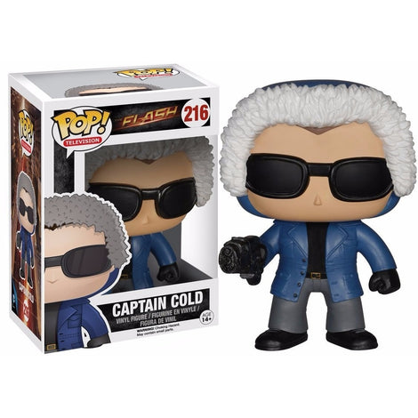 Captain Cold Flash Funko Pop #216