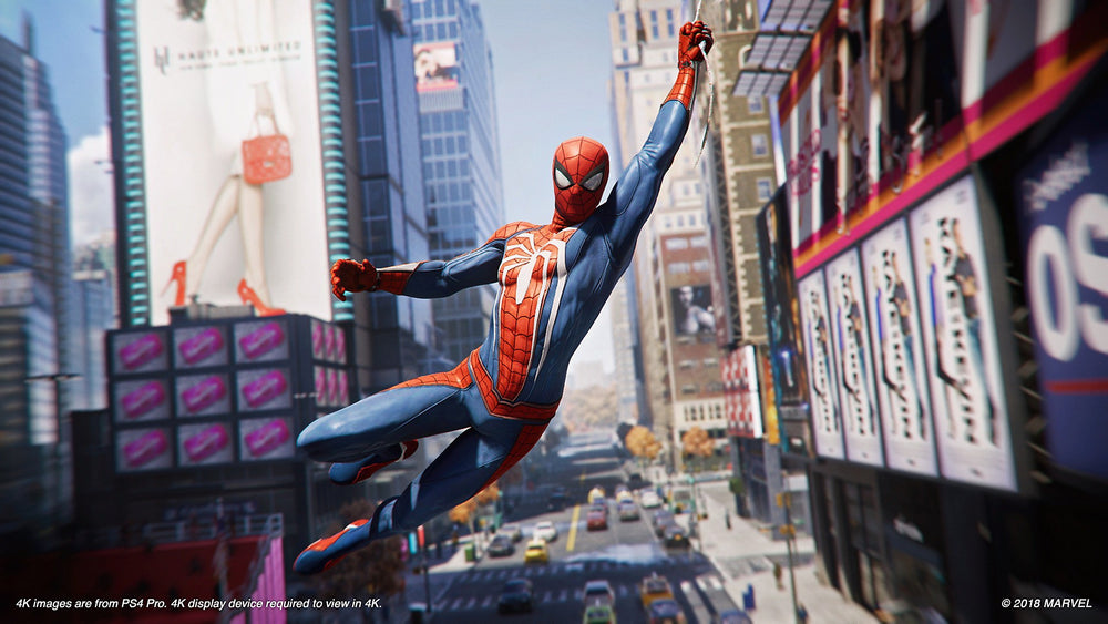 Marvel's Spider-Man  (for PS4)