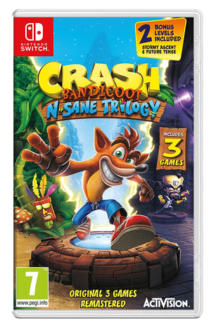 Crash Bandicoot (Nintendo Switch)