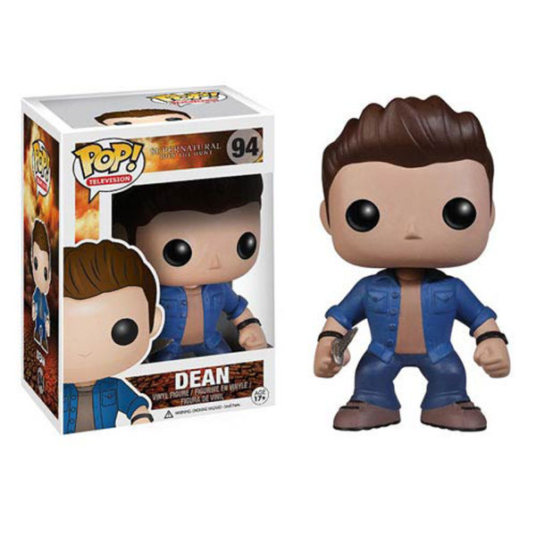 SUPERNATURAL DEAN FUNKO POP! VINYL FIGURE #94