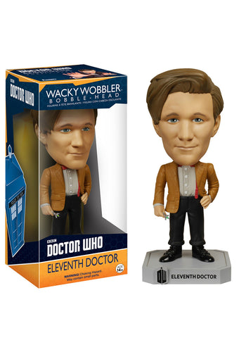 DOCTOR WHO 11TH DOCTOR WACKY WOBBLER
