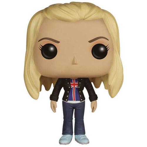 DOCTOR WHO ROSE TYLER FUNKO POP! VINYL FIGURE #295