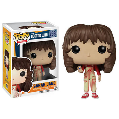 DOCTOR WHO SARAH JANE SMITH FUNKO POP! VINYL FIGURE #298
