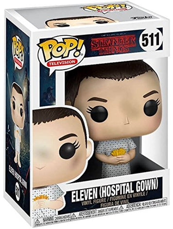 Stranger Things - Eleven in Hospital Gown Funko Pop #511