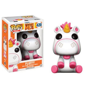 DESPICABLE ME 3 FLUFFY FUNKO POP! VINYL FIGURE #420