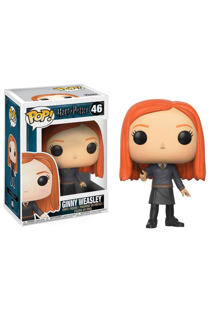 HARRY POTTER GINNY WEASLEY FUNKO POP! VINYL FIGURE #46
