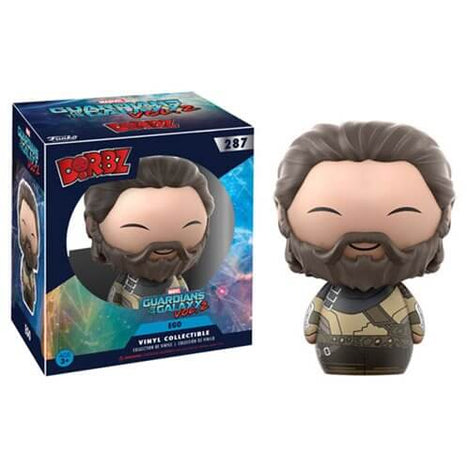 GUARDIANS OF THE GALAXY VOL. 2 EGO FUNKO DORBZ VINYL FIGURE #287