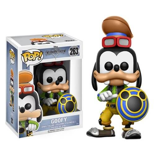 FUNKO POP! GOOFY KINGDOM OF HEARTS #263