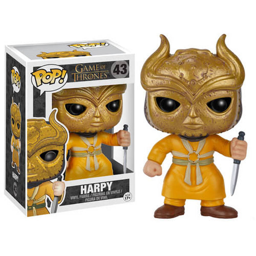GAME OF THRONES HARPY FUNKO POP! VINYL FIGURE #43