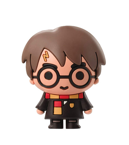 Harry Potter Series 2 3D Foam Figure Collectible Key Rings [Cover Open] : Harry Potter