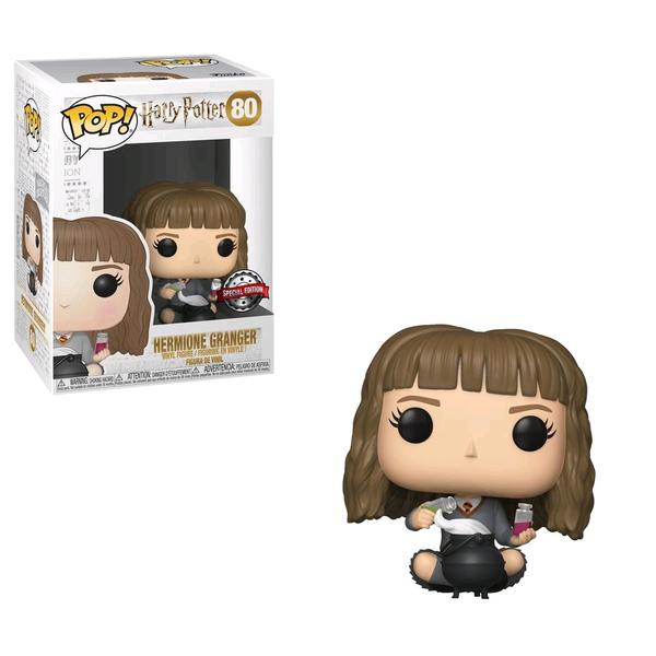 Hermione with Cauldron - US Exclusive Harry Potter Funko Pop #80