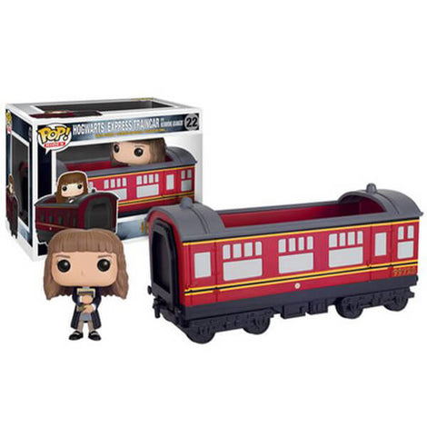 FUNKO POP! HERMIONE GRANGER HOGWARTS EXPRESS X-LARGE POP #22