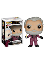 THE HUNGER GAMES PRESIDENT SNOW FUNKO POP! VINYL FIGURE #229