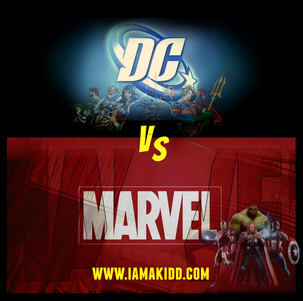 IAAK MARVEL VS DC LIMITED EDITION XL SUBSCRIPTION BOX