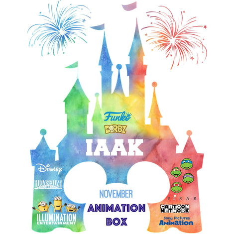 IAAK Animated November Box